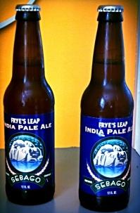 Two Frye's Leaps