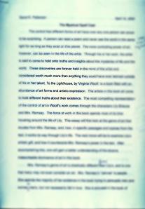 Lighthouse Essay