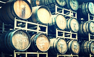 Allagash Barrels 2