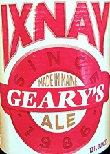 IXNAY label