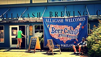 Beer Camp at Allagash copy