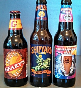 Shipyard Geary's Gritty's Fall Seasonals